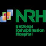 NRH- National Rehabilitation Hospital logo